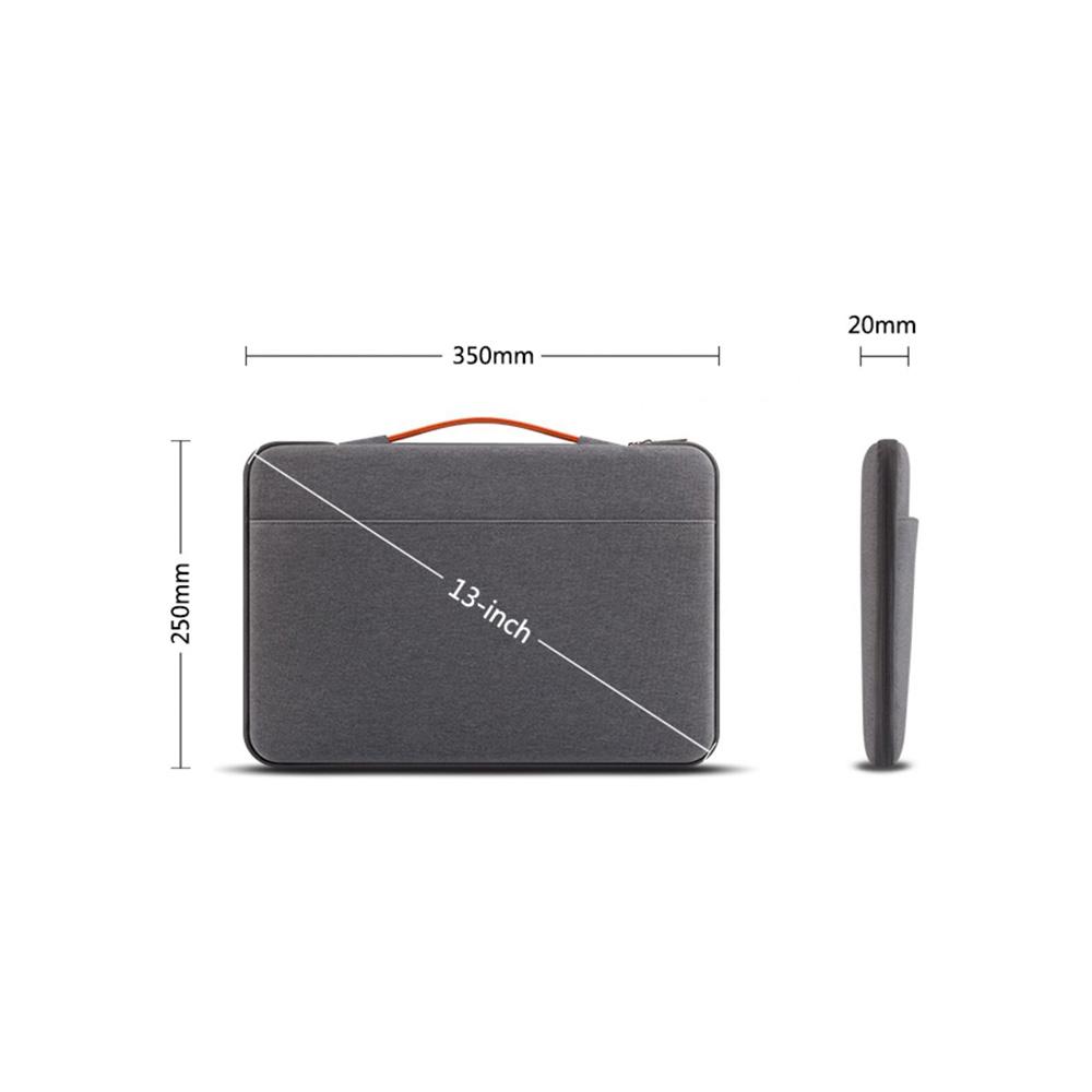 JCPAL Nylon Business Style Sleeve 13.3