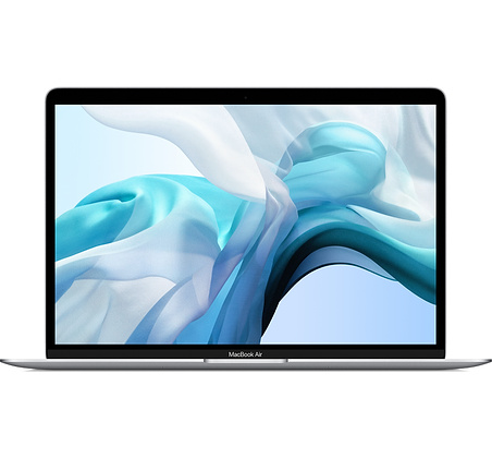Macbook Air 2018 Retina 128GB Silver - MREA2