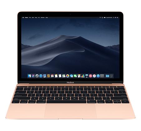 "Macbook 12"" 256GB Gold 2018 MRQN2"