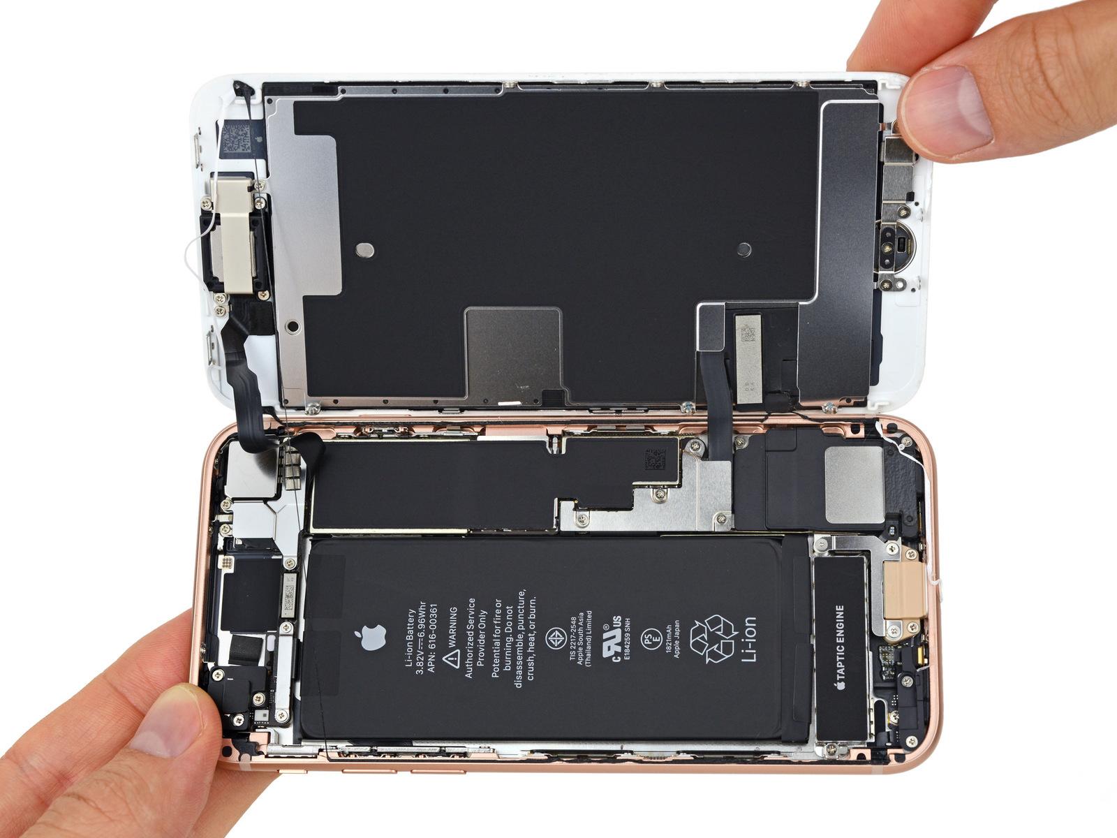 Thay màn hình iPhone 8 Plus (Zin )