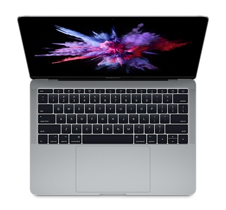 "Macbook Pro 13.3"" 128GB No Touch Bar Gray - MPXQ2"