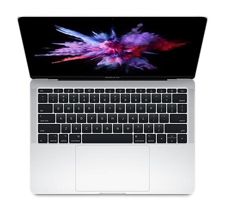 "Macbook Pro 13.3"" 128GB No Touch Bar Silver - MPXR2"