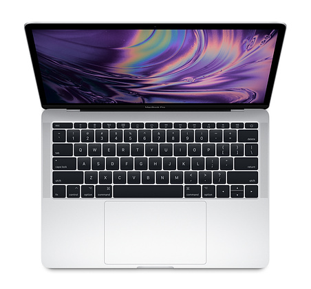 "Macbook Pro 13.3"" 256GB 2018 Silver"