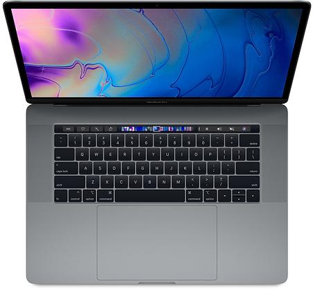 "Macbook Pro 15"" 2019 i9 Space Gray MV912 ( Mỹ )"