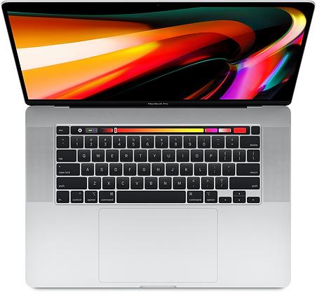 "MacBook Pro 16"" 2019 i9 Silver ( Mỹ - LL/A )"