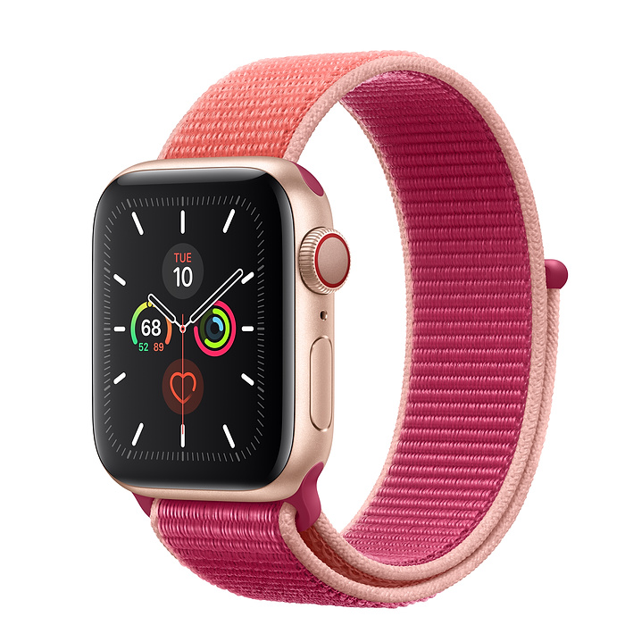 Apple Watch Series 5 LTE 40MM Gold / Pomegranate