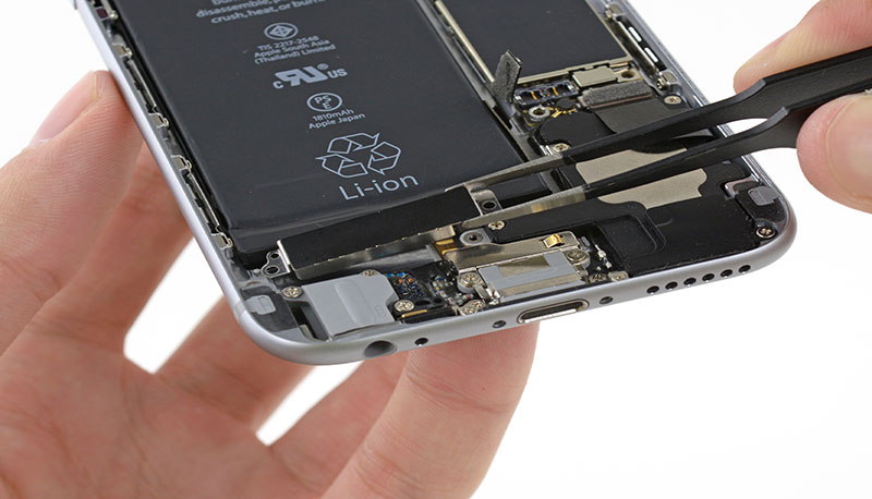 Thay rung iPhone 6