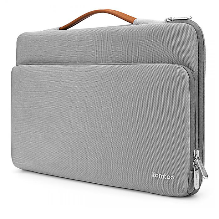 "Túi chống sốc TOMTOC Briefcase Macbook 15""  A14"