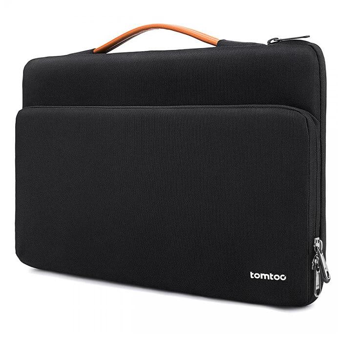 "Túi chống sốc TOMTOC Briefcase Macbook 13""  A14"